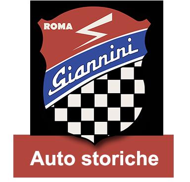 Logo Gianni Automobili auto storiche
